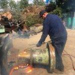 Výkup železa, barevných kovů a papíru v Úžicích a v okolí Mělníku
